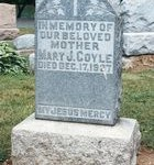 tn_Coyle Mary Jo Coyle tombstone Gate of Heaven cemetery, Hawthorne NY