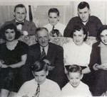 Roy J Brown Family