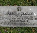 Harry L Creasy
